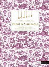 Esprit de Campagne - Christina Hubbeling - 9783038007784 PORTOFREI