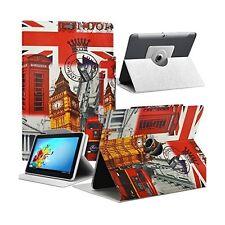 """Housse Etui Motif ZA03 Universel L pour Tablette Polaroid Rainbow+ 10,1"""""""