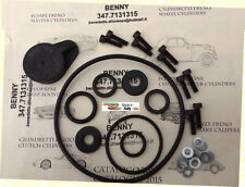 Lancia Fulvia Kit gommini revisione pompa freni diametro 21mm