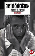 Guy Hocquenghem: Theorising the Gay Nation (Modern European Thinkers),Marshall,