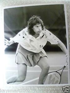 Tennis Press Photo- SARAH GOMER Great Britain Tennis Player 1991