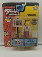 Playmates Simpsons World of Springfield Miss Hoover Figure Sealed