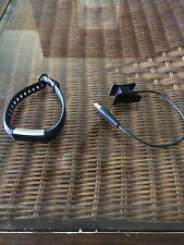 Black Fibit Flex Wireless with charger cord (SB)