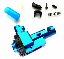 Army Force CNC Aluminum G36 Hop Up Chamber Blue For Toys AEG (AF-IN0201U)