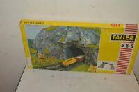 MAQUETTE FALLER BOITE  559 DECOR DE TUNNEL   TRAIN HO