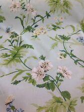 Sanderson Primrose Hill rideau tissu au mètre en coquille et crème