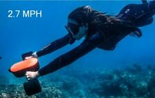 Electric Sea Scooter Scuba Diving Gear Snorkeling Under Water Swimming Equipment