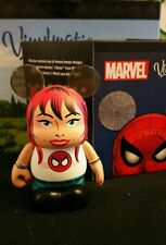 "Disney Vinylmation 3"" Park Set Marvel Spiderman Series w/ Box - Mary Jane Watson"