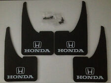 Sportflaps Mudflaps HONDA - FULL SET OF 4 MUDFLAPS