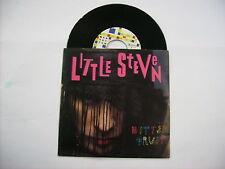 """LITTLE STEVEN - BITTER FRUIT - 7"""" VINYL ITALY 1987 EXCELLENT"""