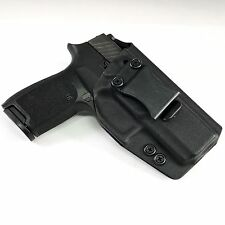 Right Handed Sig Sauer P320 carry IWB Kydex Holster Inside the Waistband P320c