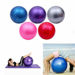 1pc 45cm Exercise Fitness Aerobic Yoga Ball for GYM Yoga Pilates Birthing