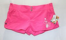 ROXY Brand Pink Low Rise Board Shorts Size 14 BNWT #SC79