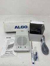 Algo 1825PM Duet Plus Analog Loud Ringer & Paging Amplifier