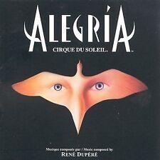 Cirque du Soleil: Alegría by Cirque du Soleil (CD, Sep-1994, RCA)