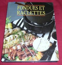 FONDUES ET RACLETTES / FAIST / FRANCE LOISIRS