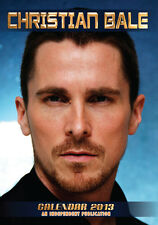 CHRISTIAN BALE CALENDRIER 2013 NEUF & EMBALLAGE ORIGINAL SECOND CHOIX
