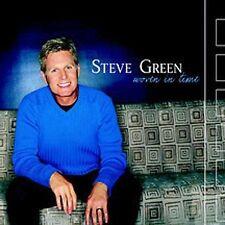 Woven in Time by Steve Green (Gospel) (Cassette, Mar-2002, Sparrow Records)