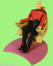 Star Trek Next Generation Picard auf Captain´s Chair der 1701D - ovp