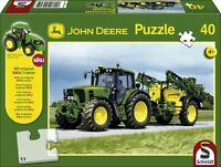 Tractor with Sprayer: Children's Schmidt Jigsaw Puzzle + tractor - 40 pce Age 4+