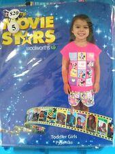 ~ Movie Stars Minnie Mouse Pyjamas ~ BNIP ~ Size 5 RRP $20!!