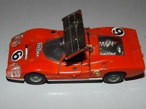 Mercury Panther Bertone  1/43 scale orange boxed
