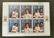 N. Zealand 1985  Health Stamps m/s MUH A6