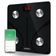 RENPHO Bluetooth Body Fat Scale - FDA Approved - Smart Digital Weight Scale