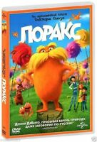 The Lorax (DVD, 2012) Russian,English,Estonian,Ukranian