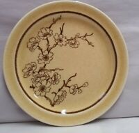 Vintage Crown Lynn Blossom D763 Side Plate New Zealand c1977-85
