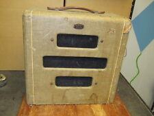 Vintage Valco for OAHU Tube Guitar Amplifier