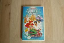 Arielle Die Meerjungfrau Walt Disney Meisterwerk VHS Videokassetten