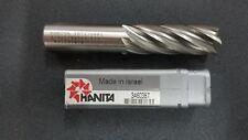 """HANITA™ 3/4 inch HSS 6FL Endmill 3/4""""x3/4x2x4.1/4 for Finish"""