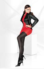Blue Red beige black autumn warm elastic microfiber S M L XL sizes tights T101