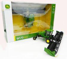 NEW 1:64 SpecCast JOHN DEERE Model W170 WINDROWER w/DRAPER HEAD *HIGH DETAIL*