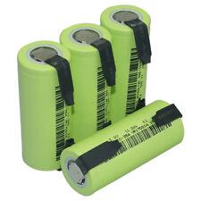 Hixon 4PCS 3.2v IFR26650-35A LiFePo4 2V 5Ah Battery Zelle 3500mAh battery tabs