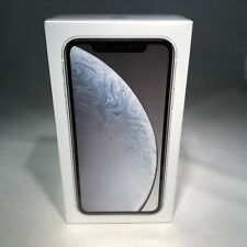 Apple iPhone XR 64GB White Unlocked - NEW & SEALED + Not Activated