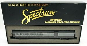 Bachmann HO Scale Train Spectrum 89101 New York Central #304 Combine