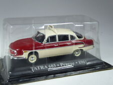 TOP: Altaya Tatra 603 Taxi Prague Prag Czech 1961 in 1:43 in OVP