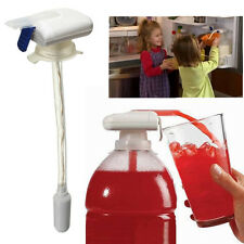 Electric Automatic Water&Drink Pump Magic Tap Beverage Dispenser Spill Proof NEW