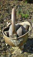 Brass Coal Skuttle /planter