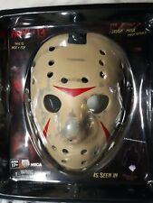 NECA FRIDAY THE 13th Part 3 III 3D Jason Vorhees Prop Replica Halloween Mask