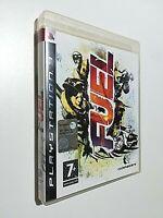 FUEL PS3 - Playstation 3 GIOCO DI GUIDA ESTREMA STERRATO CORSE MOTO
