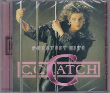 C.C.Catch | CD | Greatest Hits u.a.Strangers By Night (2018) TOP!!! | NEU!!!