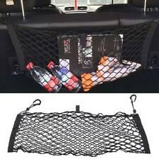 85*23cm Auto Car Back Rear Trunk Seat Elastic Net Mesh Organizer Storage Pocket