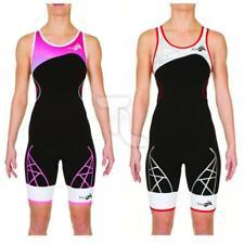 Kiwami SPIDER WS1 Openback Einteiler Damen Triathloneinteiler Trisuit NEU