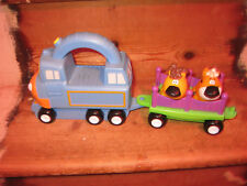 LITTLE TIKES SOUNDS  PUSHALONGTRAIN NOISES ENGINE TRAILER CARRIAGE ZOO ANIMALS