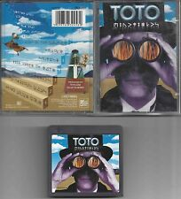 Toto -  Mindfields     Mini-disc