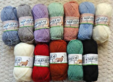King Cole Wool Unit Crocheting & Knitting Yarns