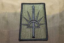 Original Late Vietnam War Era New York State Guard Uniform Patch, Unuissued